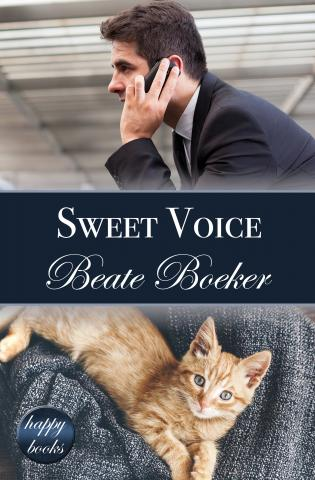 Cover Sweet Voice by Beate Boeker sweet romance Seattle
