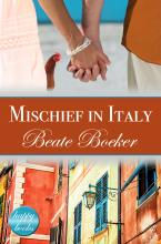 Cover Mischief in Italy by Beate Boeker sweet romance